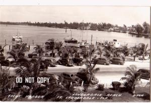 RPPC, Yacht Harbor & Beach, Ft Lauderdale FL
