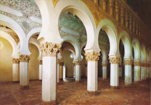 Santa Maria la Blanca Toledo Spain