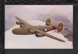 Liberator Express Postcard