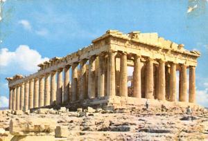 The Pathenon - Athens