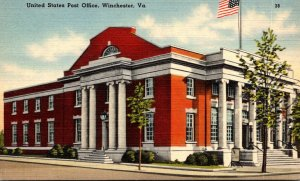Virginia Winchester Post Office