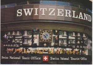SWISS CENTRE GLOCKENSPIEL, LANCASTER SQUARE, LONDON