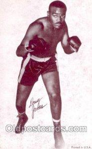 Doug Jones Boxing exhibit non Unused
