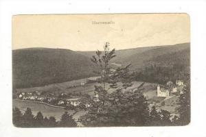 Showing Partial View Of Herrenalb (Baden-Württemberg), Germany, 1900-1910s