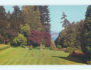 Unused Pre-1980 TOWN VIEW SCENE Victoria British Columbia BC p7907