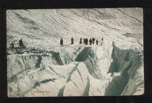 059708 SWITZERLAND Eigergletscher Climber Vintage PC
