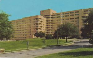 Veterans Hospital, Shreveport, Louisiana, 40-60s