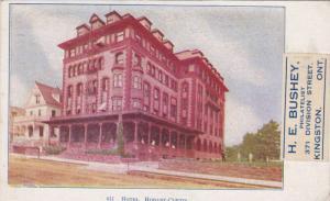 Exterior, Hotel Hobart-Curtis,Ontario,Canada,PU-1912