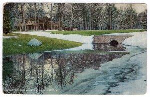 Rochester, N.Y., Scene In Genesee Valley Park