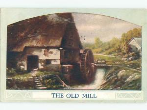 Divided-Back GREAT SCENE Greeting Postcard AA6838