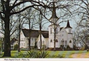 Georgia Plains The Baptist Street