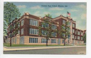 Central High Scool, Muncie, Indiana, PU