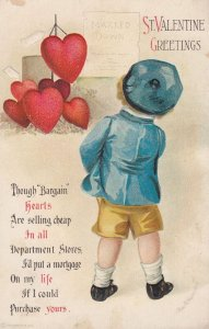 VALENTINE , Boy in Blue Suit , 00-10s ; CLAPSADDLE