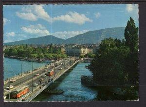 Le Pont Le Blanc,Geneva,Switzerland BIN