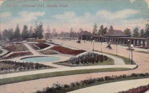 Washington Seattle Volunteer Park 1932