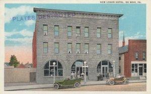 DU BOIS , Pennsylvania, 1900-10s; New Logan Hotel