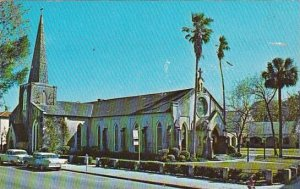 Florida Saint Augustine Trinity Episcopal Church 1975