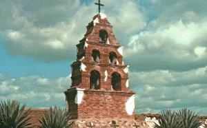 Mission San Miguel Arcangel, California, CA, Chrome Vintage Postcard h2632