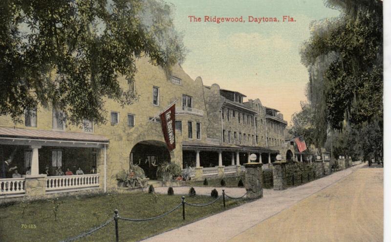 DAYTONA , Florida , 1900-10s ; The Ridgewood