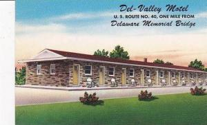 New Jersey Penns Grove The Del-Valley Motel