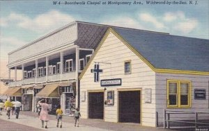 Boardwalk Chapel At Montgomery Avenue Wildwood By The Sea New Jersey