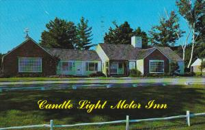 Candle Light Motor Inn and Beefeeders' Association Greenfield Massachusetts