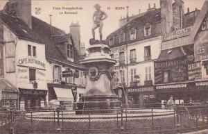France Dijon Place Francois-Rude Le Barenzi
