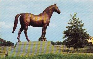 Man O War The Wonder Horse Lexington Kentucky