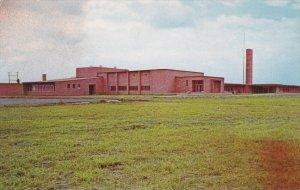 SEQUIN, Texas; The Sequin High School, 1940-60s