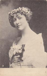 Miss Jessie Bateman Tuck Celebrities Of The Stage 1904