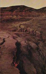 Vintage Postcard Theodore Roosevelt National Park North Dakota Badlands