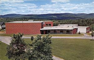 New London New Hampshire~Sawyer Fine Arts Center 1960