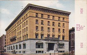 Minnesota St Paul New Y M C A Building 1911