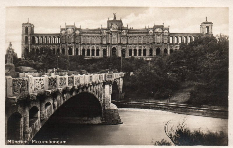 Maximilianeum,Munich,Germany BIN