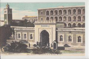 Tunisia Tunis military casern barrack