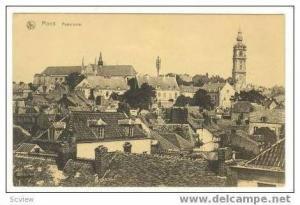 MONS , Belgium   Panorama, 00-10s