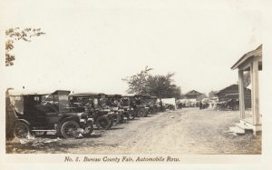 RP: PRINCETON , Illinois , 00-10s ; Bureau County Fair ; Automobile Row #2