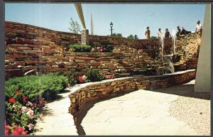 Sunken Rock Garden,Wisconsin Pavilion,Neilsville,WI BIN