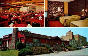 Maryland Frederick The Red Horse Motor Inn and Steak House