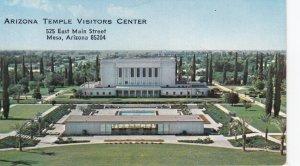 BC ; MESA , Arizona , 60-70s ; Temple Visitors Center