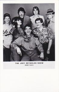 Joey Reynolds Show WNBC Radio Real Photo