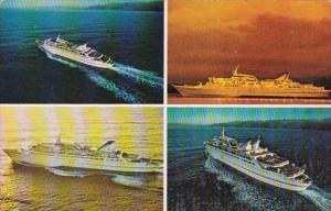 Norwegian Caribbean Lines Steamers