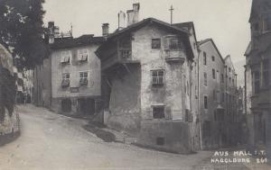 AK Aus Hall Nagglburg Old Austria Postcard