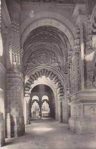 RP, Mosque-Cathedrale, Detail Of An Aisle, Cordoba (Andalucia), Spain, 1920-1...