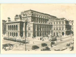 old rppc NICE VIEW Vienna - Wien Austria i2047