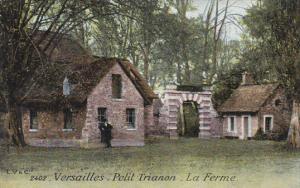 France Versailles Petit Trianon La Ferme