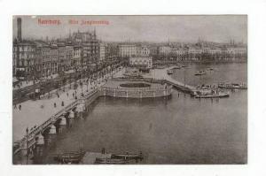 Alter Jungferntieg, Hamburg, Germany, 1900-1910s