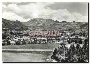 Postcard Modern Dieulefit (Drome) Overview