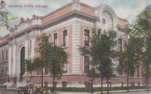 New York Syracuse Public Library