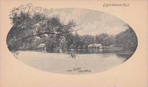 New Jersey Lakewood The Boat Houses